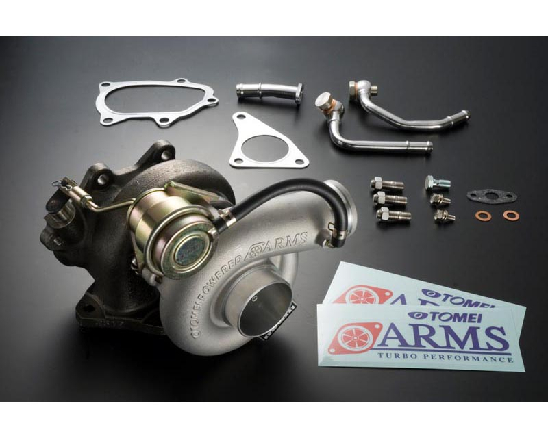 Tomei M7760 Single Scroll Turbo Subaru EJ20 EJ25  02-07