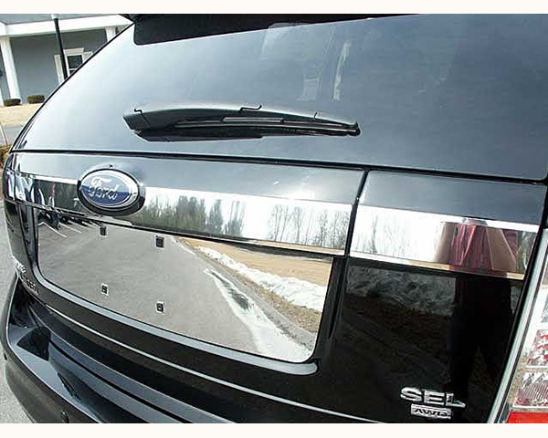 Ford Edge Accessories >> Quality Automotive Accessories 3 Piece 3 Inch Width Upper Hatch Trim Ford Edge 2012