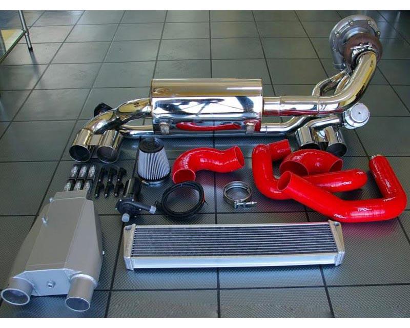 Image of TPC Racing Turbo Conversion Kit Porsche 996 C2 01-05