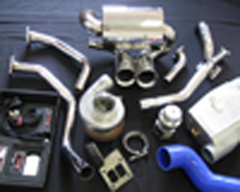 Image of TPC Racing Stage 2 Turbo Kit Porsche Cayman S 6spd 06-12
