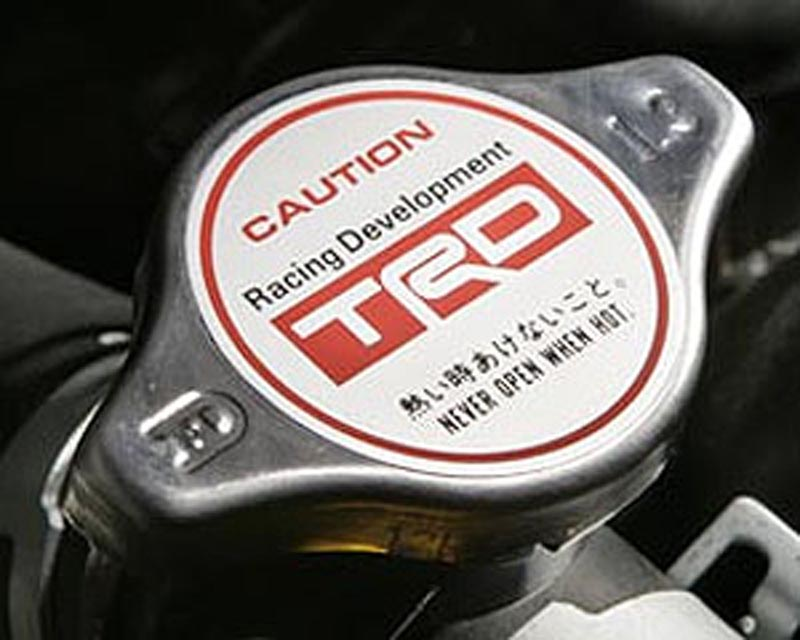 Image of TRD Radiator Cap Scion FR-S Toyota GT-86 13