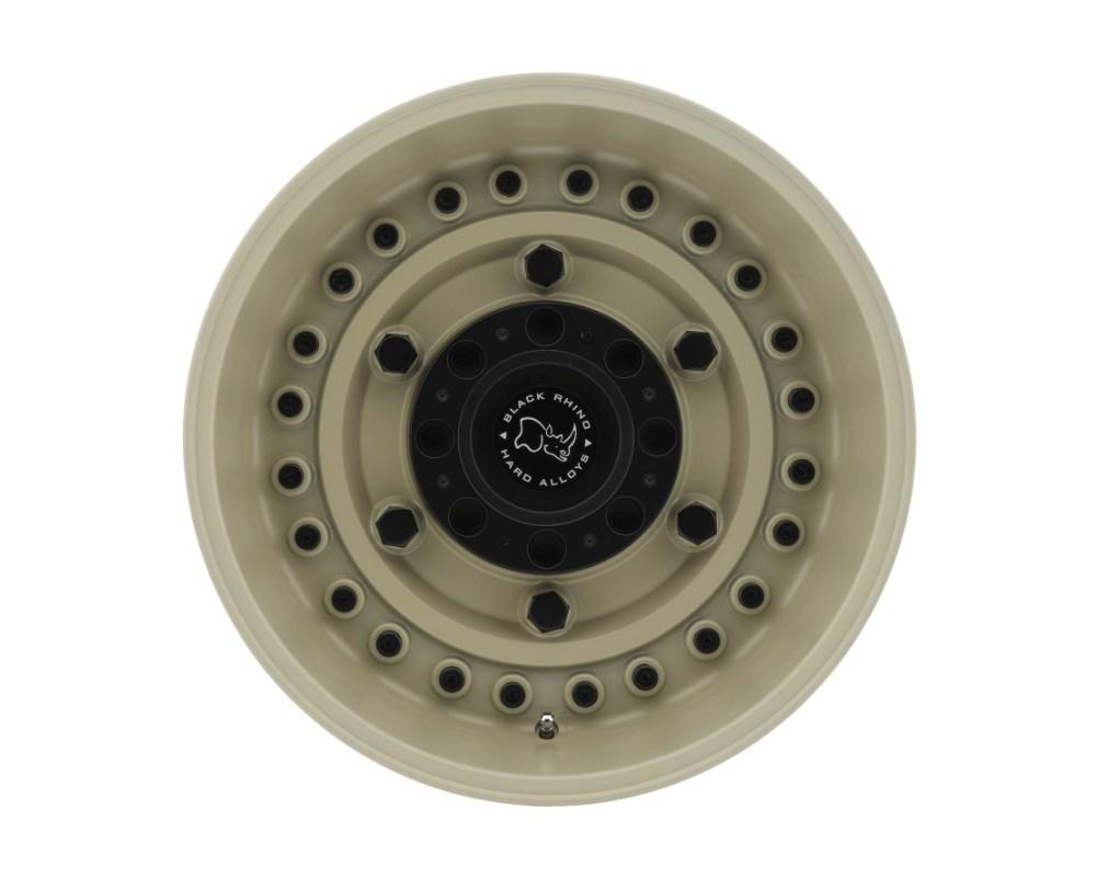 Black Rhino Armory Desert Sand Wheel 17x9.5 6x135 6mm CB87.1 - 1795ARY066135D87