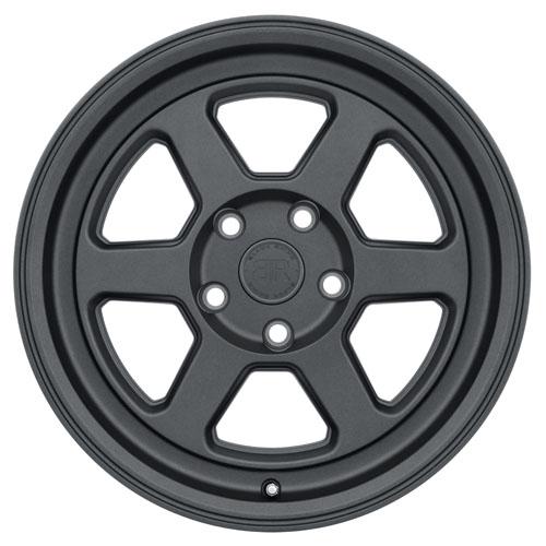 Black Rhino Rumble Gunblack Wheel 16x7 5x114 15mm  CB76.1 - 1670RBL155114M76