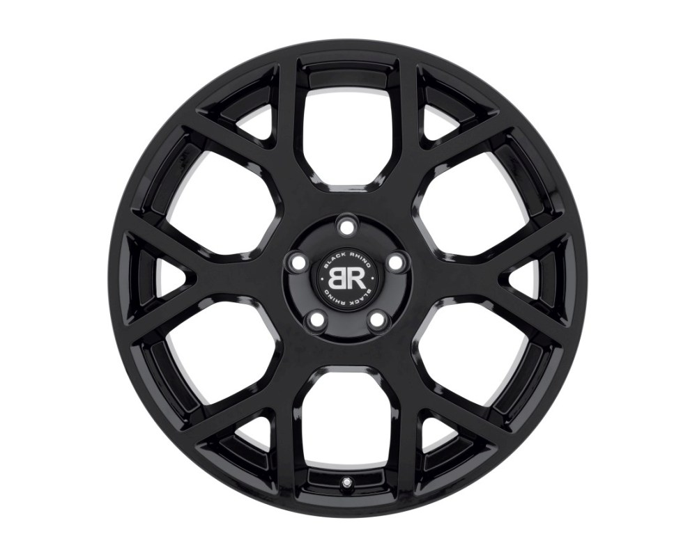 Black Rhino Tembe Gloss Black Wheel 20x9 5x127|5x5 30mm CB71.6 - 2090TEM305127B71