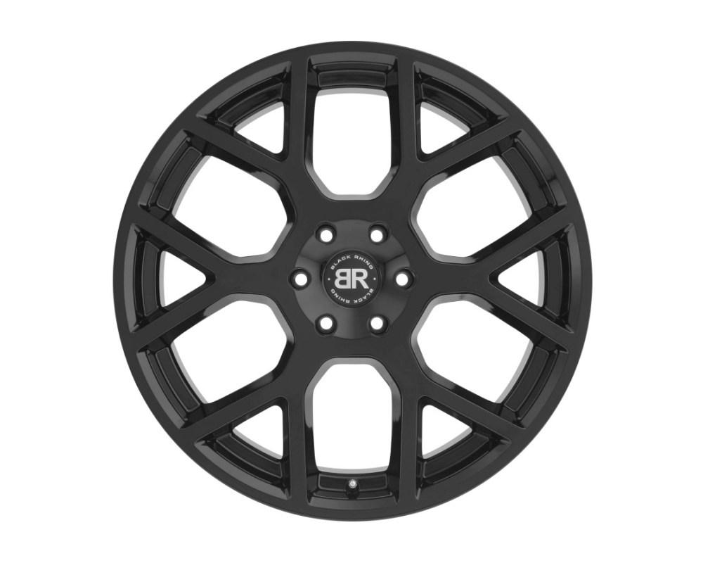 Black Rhino Tembe Gloss Black Wheel 22x9.5 6x139.70|6x5.5 10mm CB112.1 - 2295TEM106140B12