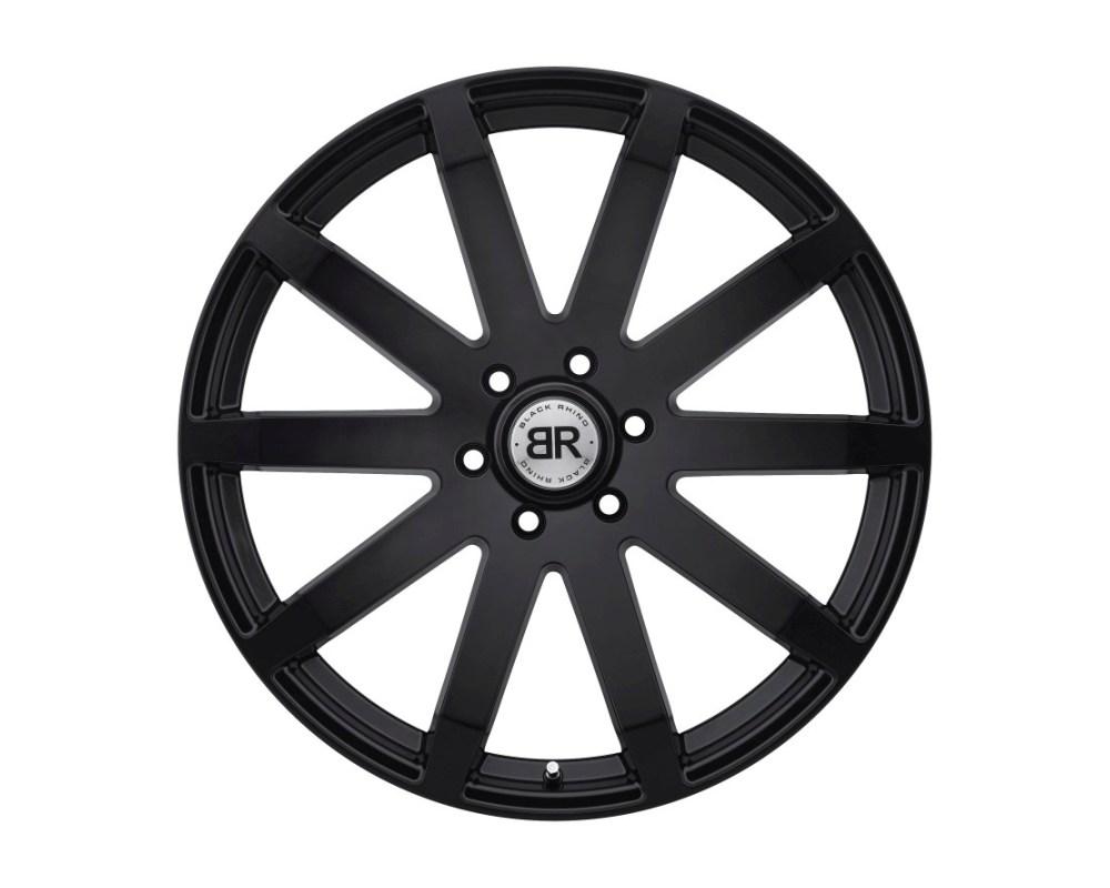 Black Rhino Traverse Matte Black Wheel 20x9 6x135 30mm CB87 - 2090TRV306135M87