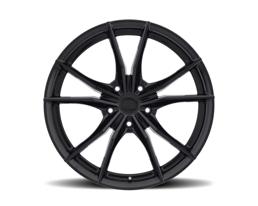 Black Rhino Zion Gloss Black Wheel 18x8.5 5x120 35mm CB76 - 1885ZON355120B76