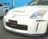 Image of Top Secret Carbon Fiber Front Diffuser Nissan 350Z 03-05