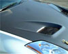 Image of Top Secret Carbon Fiber Hood Nissan 350Z