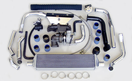Turbo Specialties T25 Extreme Turbo Kit Nissan Sentra 2.0L SR20DE 92-95 - NS2502E
