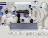 Turbo Specialties GT25R Extreme Turbo Kit Toyota Corolla 03-08