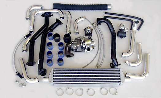 Turbo Specialties T25 Extreme Turbo Kit Subaru Impreza Ej20 | Ej25 98-03 - SI2501E