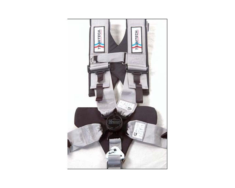 Team Tech 6 PT Ram Pac Camlock Bolt-In Harness - TT-6003