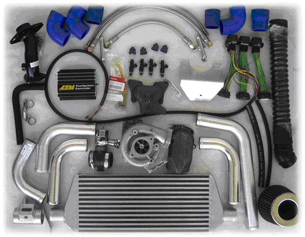 Learn all about turbos