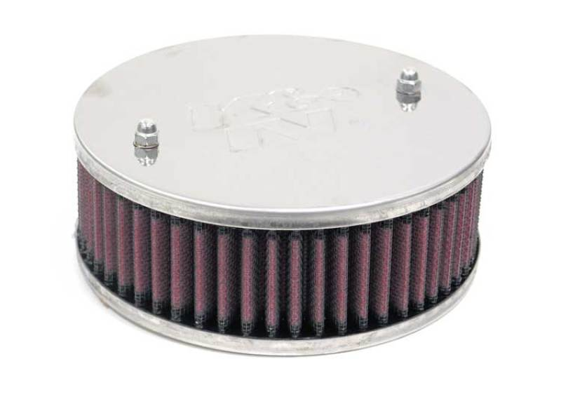 K&N Nissan/Rover Custom Air Filter Bolt-On for Single or Two Barrel Carburetors - 56-9096