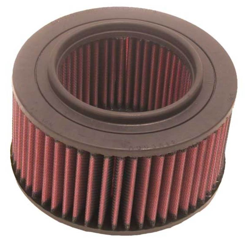 K&N Replacement Air Filter 4in ID x 6.5in OD x 4in H for 86-91 VW Vanagon 2.1L - E-2475
