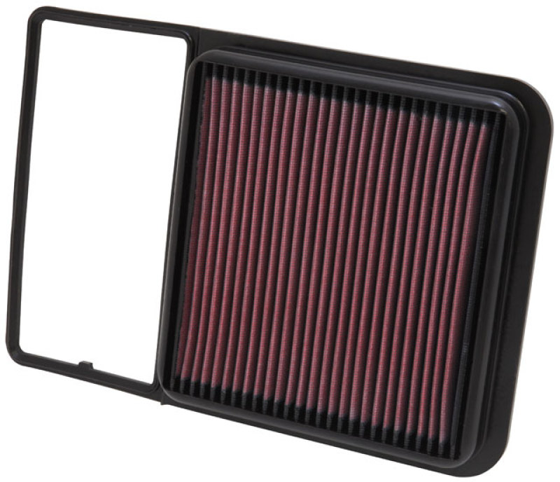 K&N Replacement Air FIlter - Panel for 04-11 Toyota Avanza/Rush / 04-11 Daihatsu Terios/Xenia - 33-2989