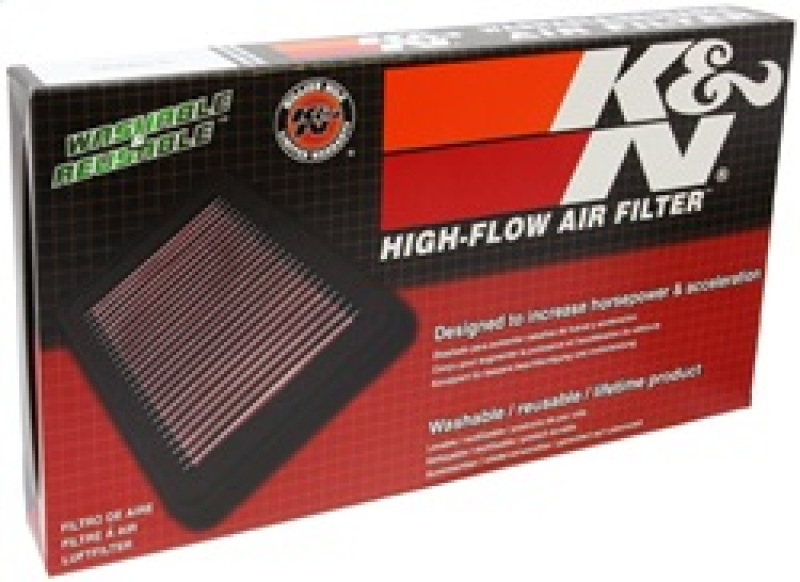 K&N 01-06 Volkswagen Polo L3 1.2L F/I Replacement Air Filter - 33-2850