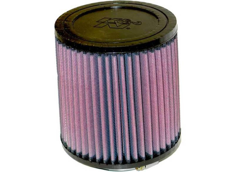 K&N Replacement Rubber Tapered Conical Filter - 2.875in Flange ID/4.75in Base OD/4.5in Top OD/5in H - HA-3350