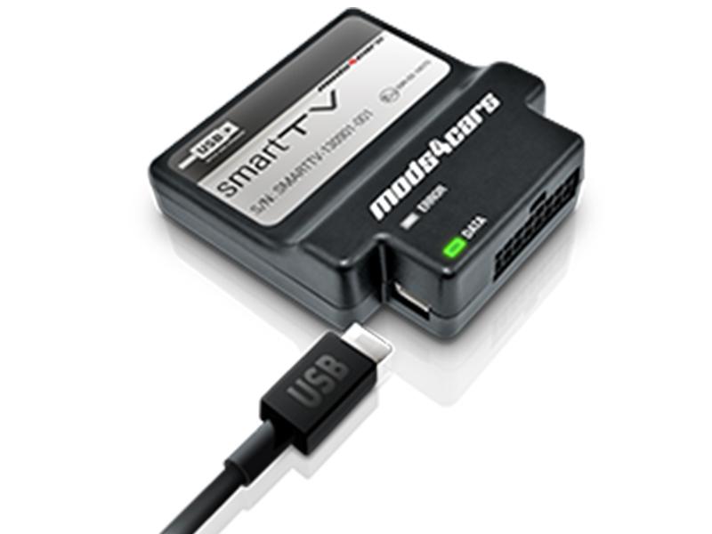 SmartTOP SmartTV TV-DVD Control BMW E8x | E9x | E6x | E70 | E89 - TVLBBW1