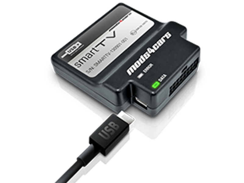 SmartTOP SmartTV TV-DVD Control BMW 6-Series E64 03-10