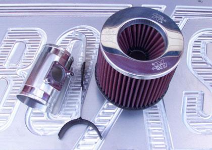 TurboXS Short Ram Intake Kit Subaru WRX STI 02-07 - txs-WS-INTAKE