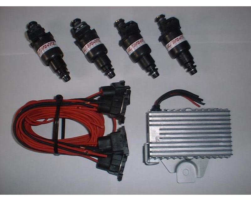 Ultimate Racing 1000cc Flow-Matched Injector Kit Subaru WRX 02-03 - ULT-1000cc-WRX