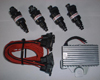 Image of Ultimate Racing 1000cc Flow-Matched Injector Kit Subaru WRX 02-03