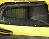 Image of Varis Carbon Fiber Oil Cooler Guide EVO VIII
