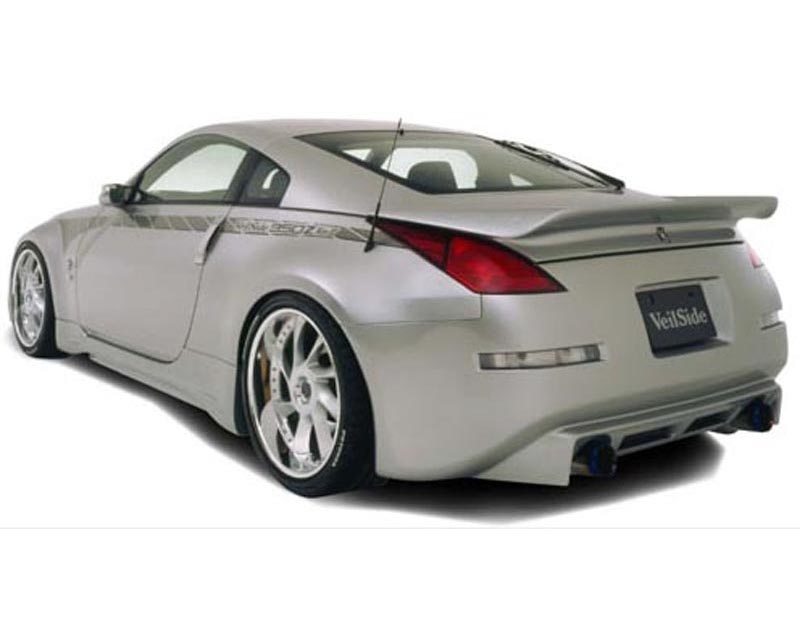 Veilside Version 2 Rear Wing Spoiler Nissan 350Z Z33 03-08