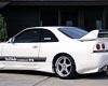 Image of Veilside CI Carbon FRP Rear Wing Spoiler Nissan Skyline R33 GTR 95-98