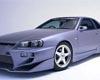 Image of Veilside C1 Front Bumper Nissan Skyline ER34 GTS 98-02