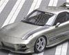 Image of Veilside CI Front Bumper Mazda RX7 FD3S 93-02