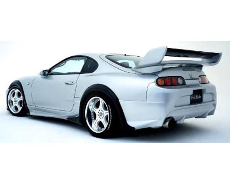 Veilside CI Rear Under Lip Wings Toyota Supra JZA80 93-98 - AE004-04