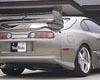 Image of Veilside CI Carbon FRP Rear Wing Toyota Supra JZA80 93-98