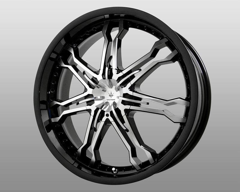 Image of Verde Calibre Wheels 17x7.5 4x100 42
