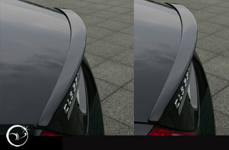 Vertex Vertice Rear Trunk Spoiler Mercedes-Benz CLS 06-11 - VERTICE-CLS-RS