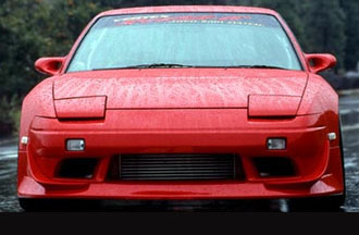 Vertex Ridge Wide Body Kit Nissan S13 240sx Hatchback 89-94 - RIDGE-RPS/RS13-FK