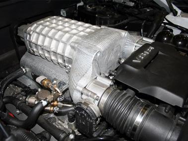 VF Engineering VF550 Supercharger System Audi R8 V8 06-12 - VFK85-01