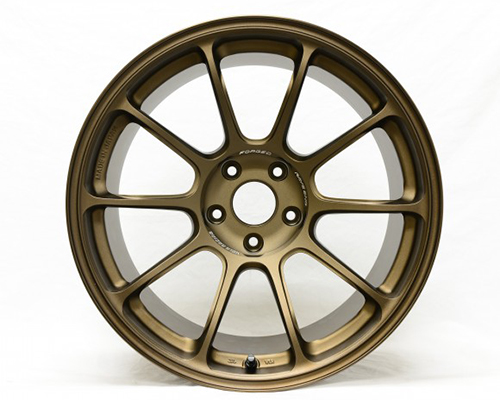 Volk Racing ZE40 Bronze Wheel 18x10.5 5x114.3 +15mm - WKZAC15EA