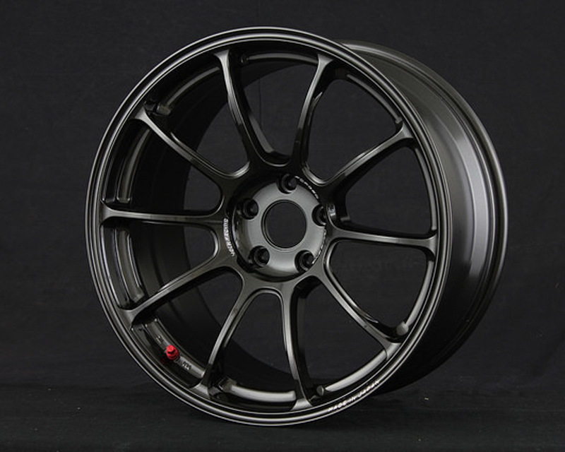 Volk Racing ZE40 Diamond Dark Gunmetal Wheel 18x10 5x100 +40mm - WKZY40DDX