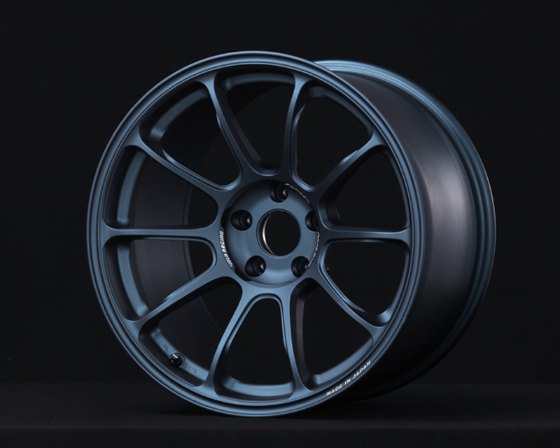 Volk Racing ZE40 Matte Blue Gunmetal Wheel 18x9 5x114.3 +45mm - Volk-ZE40-51143-189-MBG-45