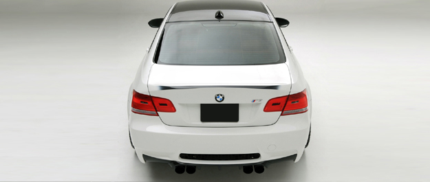Vorsteiner VRS Aero Double Sided Carbon Trunk Lid BMW E92 M3 08-11