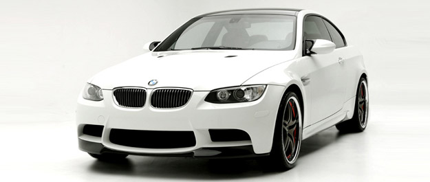 Vorsteiner VRS Aero Carbon Front Add-on Spoiler BMW E92 M3 08-11