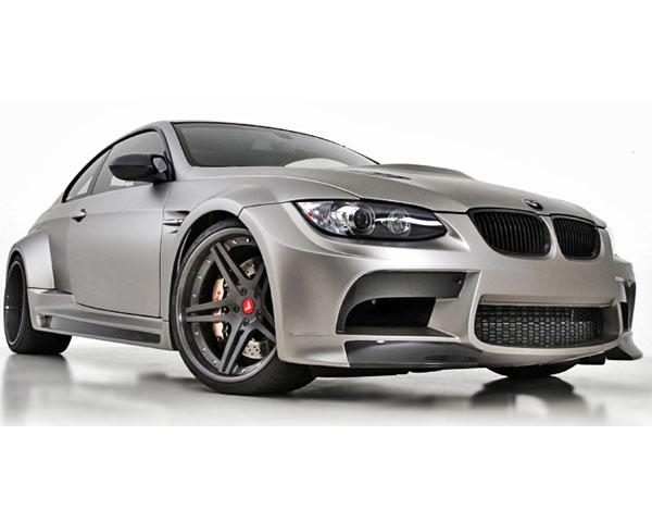 Vorsteiner GTRS3 Wide Body Kit Conversion Package BMW E92 M3 Coupe 08-13