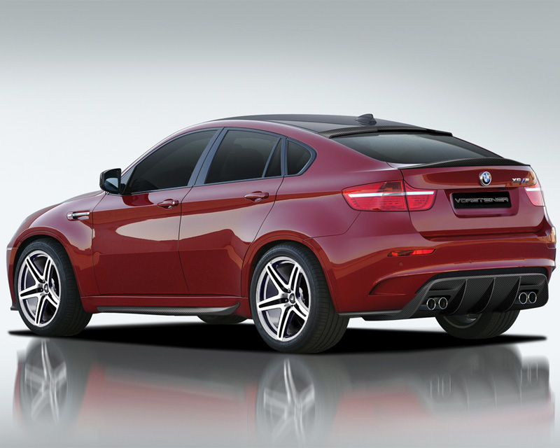 BMW X6 M Concept by Vorsteiner - BMW M5 Forum and M6 Forums