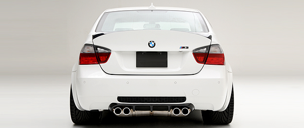 Vorsteiner VRS Carbon Type II Rear Diffuser BMW E90 M3 Sedan 08-11