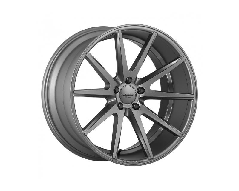 Vossen VFS1 Matte Graphite Flow Formed Wheel 20x10.5 5x120 42mm - VFS1-0B10