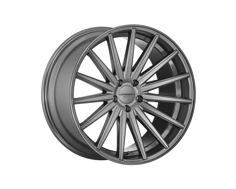 Vossen VFS2 Gloss Graphite Flow Formed Wheel 22x12 5x120 25mm - VFS2-2B40