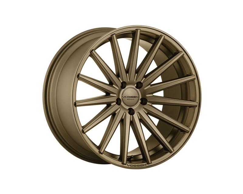 Vossen VFS2 Satin Bronze Flow Formed Wheel 20x10.5 5x120 27mm - VFS2-0B12